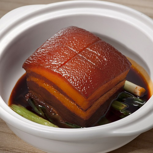 Tung Bor Style Braised Pork Belly